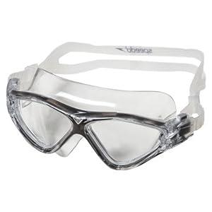 Buy Speedo Adult Hybrid Swim Mask (Grey) by Speedo