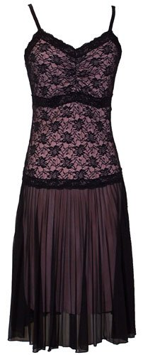 babydoll slip dress woman