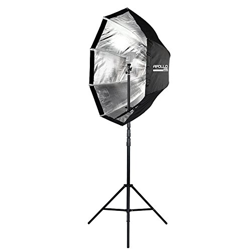 Westcott 2340 - Apollo Orb Speedlite, Kit softbox ottagonale