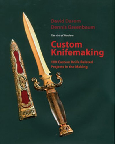 Image for Custom Knifemaking: 100 Custom Knife Related Projects in the Making