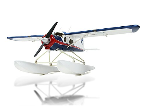 Hobbyking - Dehavilland DHC-2 Beaver Foam 680mm (PNP) version (Rc Bush Wheels compare prices)