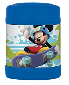 Thermos Funtainer Food Jar Mickey Mouse Clubhouse by Thermos