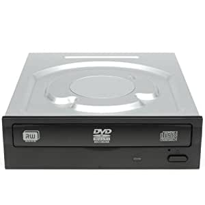 LiteOn IHAS124-19C - Grabadora interna de DVD (16x DVD-ROM, 48x CD-ROM, SATA), color negro