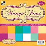 DCWV PS-005-00090 12 by 12 Mango Frost Solids