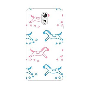 Garmor Designer Silicon Back Cover For Reliance Lyf Wind 4