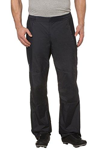 vaude-spray-iii-pantalon-impermeable-de-cyclisme-homme-noir-fr-xl-taille-fabricant-xl