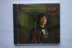 Prokofiev Schnittke Shostakovich, Rimma Sushanskaya, Luba