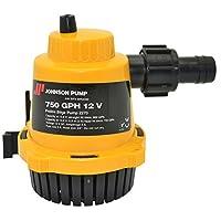 Johnson Pumps of America 22702 Marine Pro-Line 750 GPH Bilge Pump by Johnson Pump