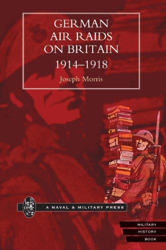 Bombardeos alemanes sobre Gran Bretaña 1914-1918