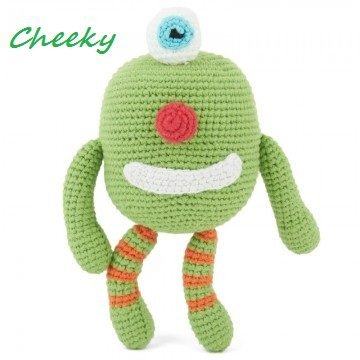 Chubby Monster - Cheeky