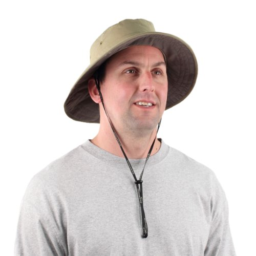 ExOfficio Bugsaway Adventure Hat,Bone,Small/Medium
