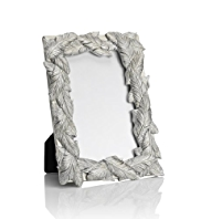 "Feather Design Photo Frame 13 x 18cm (5 x 7"")"