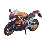 【好評発売中!】1/12スケール完成品バイク HONDA CBR1000RR レプソルカラー