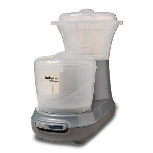 The First Years Babypro All In One Baby Food Maker front-958772