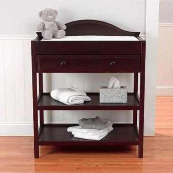 Summer Infant Changing Table – Burgundy