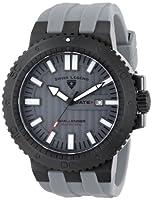 Swiss Legend Men's 10126-BB-01 Challenger Analog Display Swiss Quartz Grey Watch from Swiss Legend