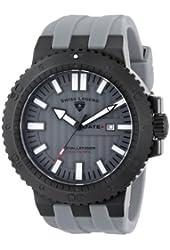 Swiss Legend Men's 10126-BB-01 Challenger Analog Display Swiss Quartz Grey Watch