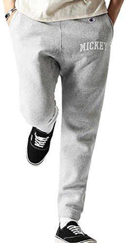 Amazon.co.jp: (ビームス) BEAMS CHAMPION×BEAMS / 別注 リバースウィーブ スウェットパンツ (Mickey Mouse): 服&ファッション小物通販