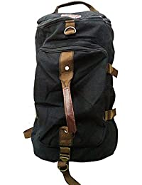 Styleys Travel Duffle Bag Gym Bag Men Trekking Bag Pack, Men Gym Bagpack, Unisex Canvas Sling Casual Backpack,...