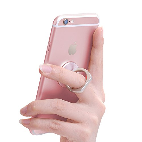 Phone Stand, BENTOBEN Universal Aluminum Ring Smartphone ...