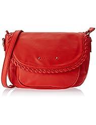 Caprese Anya Medium Sling Bag (Red)