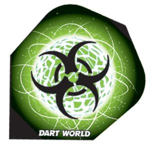 Check Out This Dart World Poly Flight