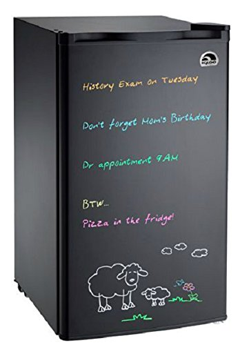 Igloo Dry Erase Board Refrigerator Mini Fridge Write on & Erase (Mini Fridge Glass Front Door compare prices)
