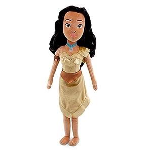 Disney Princess, Pocahontas Plush Soft, Doll -- 19'' H