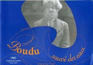Boudu Sauvé des Eaux by Jean Renoir (1932) 2010 Cannes Film Festival Pressbook