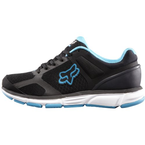 Fox Men's Podium Fashion Sneaker,Black/Blue,13 M US