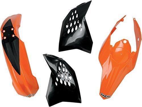 UFO Complete Body Kit - OEM KTM by UFO [並行輸入品]