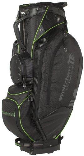 wellzher-te-cart-bag-black-green