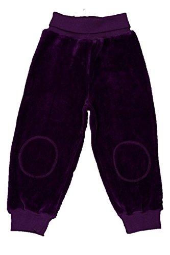 Baby-Nicki-Pantalon-Violet-Taille-6268-Bio