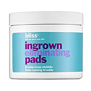 Bliss Ingrown Eliminating Pads 50 Pads