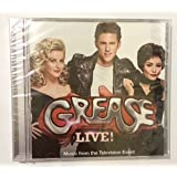 GREASE LIVE MUSIC FROM THE TV EVENT
