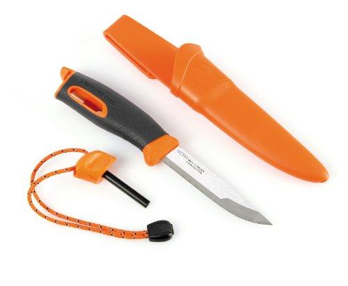 Light My Fire - Swedish FireKnife w/Firesteel Orange