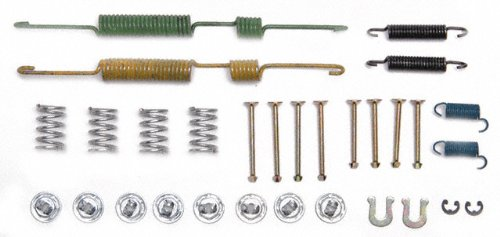 Raybestos H17343 Professional Grade Drum Brake Hardware Kit