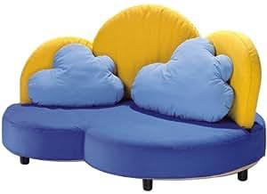 haba 2924 wolkensofa k che haushalt. Black Bedroom Furniture Sets. Home Design Ideas