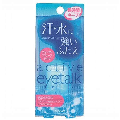 Koji Eye Talk Double Eyelid Maker Active by Koji