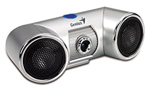 Genius Look 313 media. Multifunctional 330K Pixel Video Camera. 5-in-1: Web camera , USB Speaker, USB 2.0 HUB, Headset and Microphone slot.