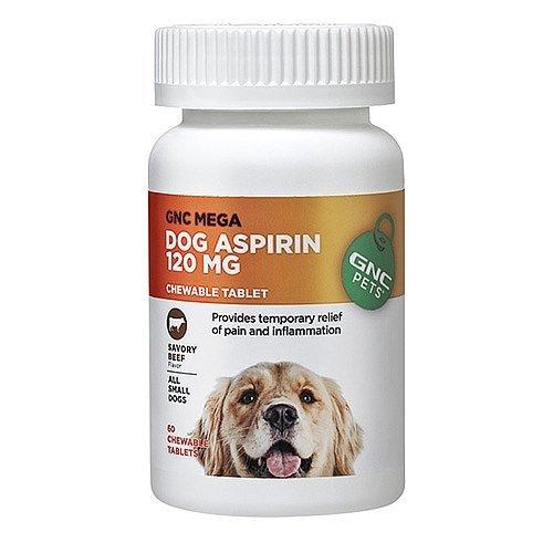 Baby Aspirin For A Small Dog