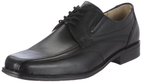 FRETZ men Nevada Derby Men black Schwarz (noir 51) Size: 39 1/3
