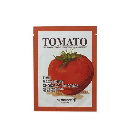 スキンフード エブリデー トマト フェイシャルマスク ×4個セット