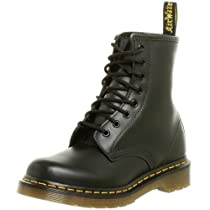 Hot Sale Dr. Martens Women's 1460 Originals 8 Eye Lace Up Boot,Black Smooth Leather,5 UK (7 M US Womens)