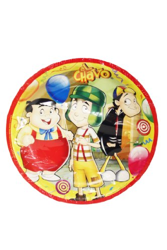 "El Chavo Del Ocho 7"" Small Plates - 1"