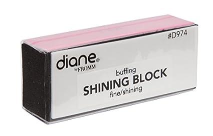 Diane-4-In-1-Shining-Block-(Fine-/-Shining-D974),-Fine-/-Shining,-Shining-Block,-4-In-1-Shining-Block,-Pedicure,-Manicure,-Sanding,-Nail-Buffer,-Nail-Shine,-Shiner,-Shining,-Nail-Art,-Buffer,-Buffering,-Grinding,-Gently-Grind,-Cosmetics,-Salon,-Personal-Use,-Professional-Use,-Acrylic