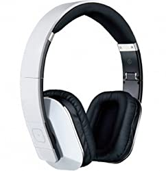 Microlab Stereo Headphone With Bluetooth T1 White