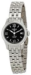 Tissot Womens T41118353 Le Locle Stainless Steel Bracelet Watch