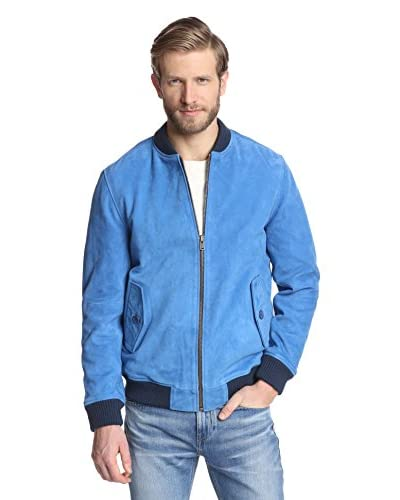 Levi's Made & Crafted Men's Suede Bomber Jacket
