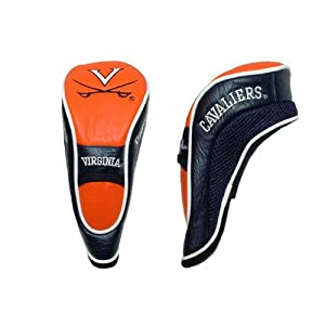 Brand New University of Virginia Cavaliers Hybrid Head Cover by Things for You